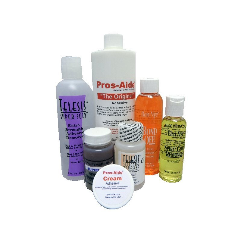 Adhesives/Thinners/Removers