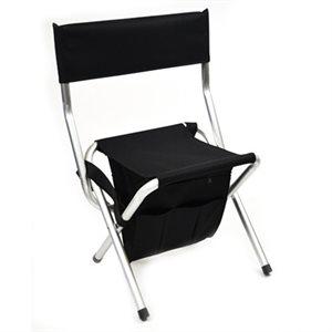 Chaise Pliante - Noire