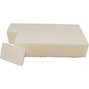 Bloc d'Éponges rectangulaires - 40 pièces
