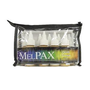 Ensemble Pax Paint #3 - Olive Tones