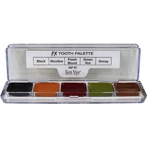 FX TOOTH Palette - 5 couleurs