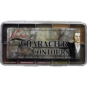 Character Countours