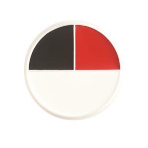 Pro Red, White & Black