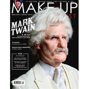 #127 - MAKE UP ARTIST MAGAZINE
