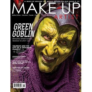 #128 - MAKE UP ARTIST MAGAZINE