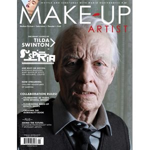 #135 - MAKE UP ARTIST MAGAZINE