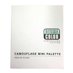 Mini-palette camouflage