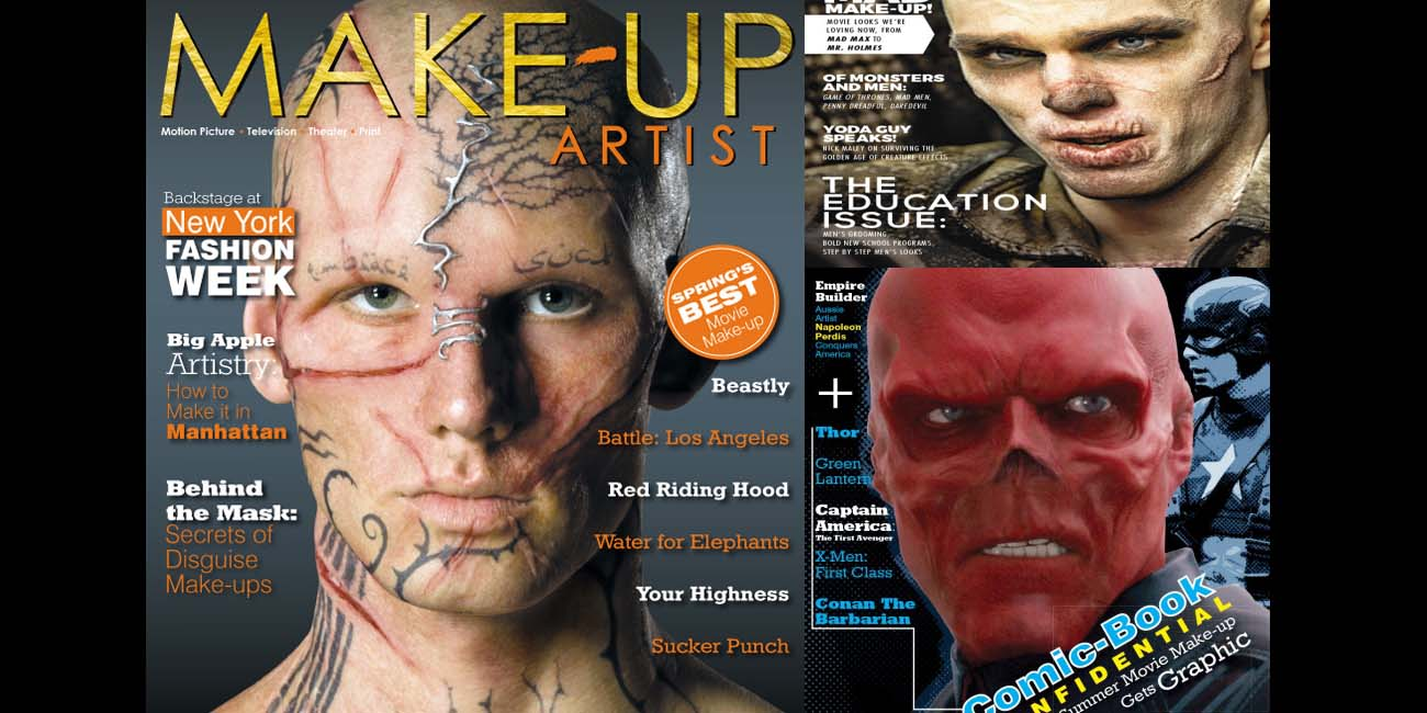 Livres de Make-Up